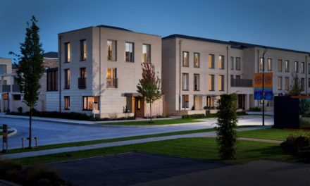 New homes at iconic York development are recognised as best in the country at prestigious national awards