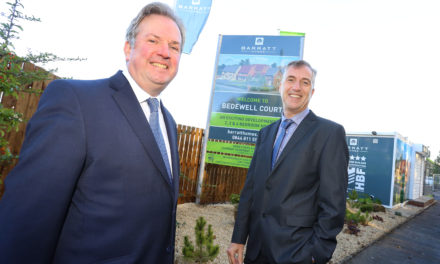 New development gives local economy £100m boost