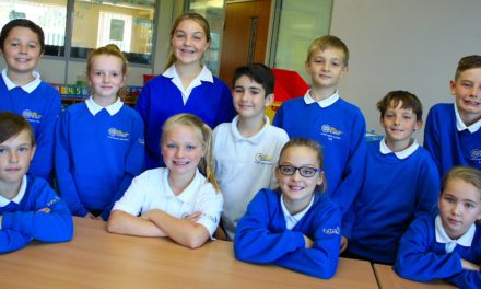 Young academics at New Silksworth Academy prepare to step up to join The Brilliant Club