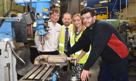 Engineering Apprentice Takes Top Spot In Prestigious Manufacturing Awards