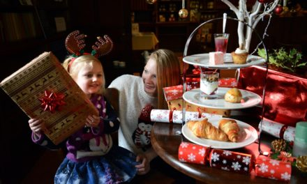 A Cracker of a Christmas at Auckland Castle
