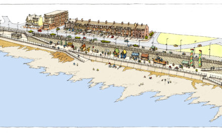 New plans lodged for Central Lower Promenade scheme