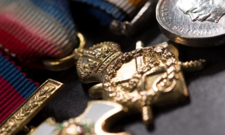 DLI Collections' medals loaned to Palace Green Library