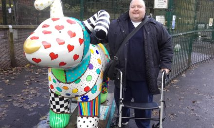 The Snowdogs have melted – and healed – hearts