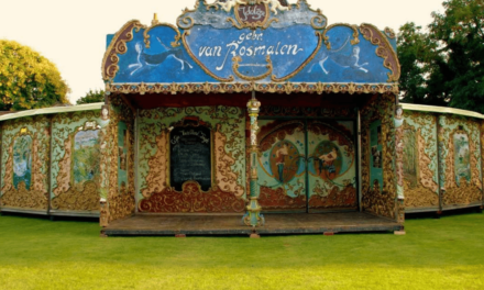 Roll up, roll up – to the Spiegeltent