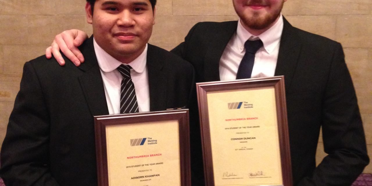 Hard-Working Apprentices Up For Prestigious Award