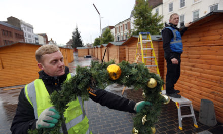 Festive Market Arrives in Sparkling Stockton