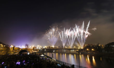 Something for Everyone at Stockton's Firework Display