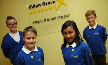 Students become Ambassadors for their Hartlepool School