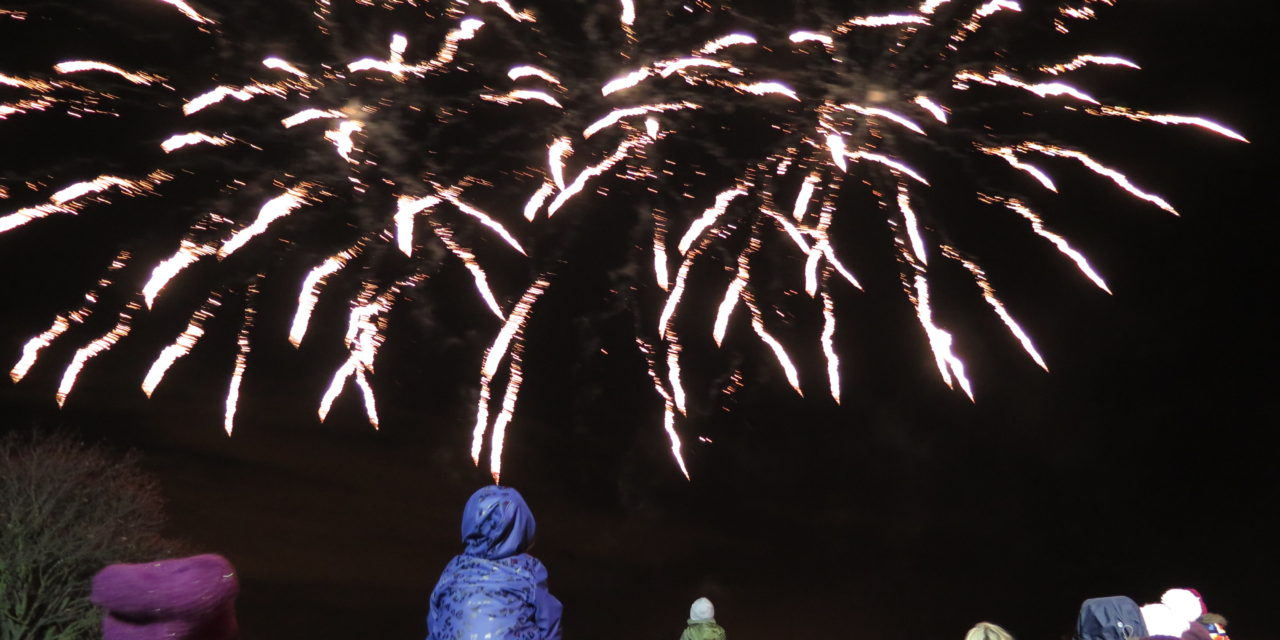 Fantastic Fireworks Wow the Crowds