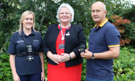 New body cameras for council staff