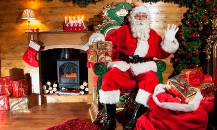 Santa to set up Grottos across the borough in time for Christmas