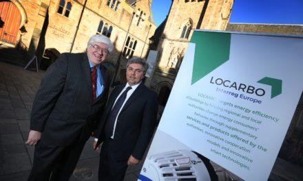 European energy efficiency experts flock to Durham