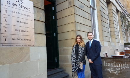 Expansion and relocation for Newcastle recruitment consultancy