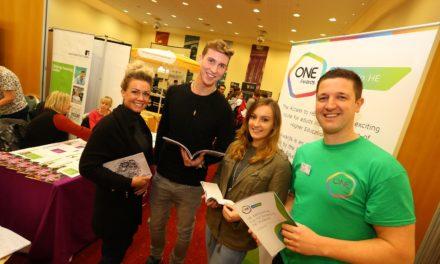 The North East's first admissions fair for mature students exceeds expectations