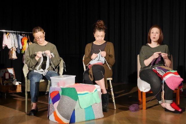 Gentoo staff raise the curtain on domestic abuse