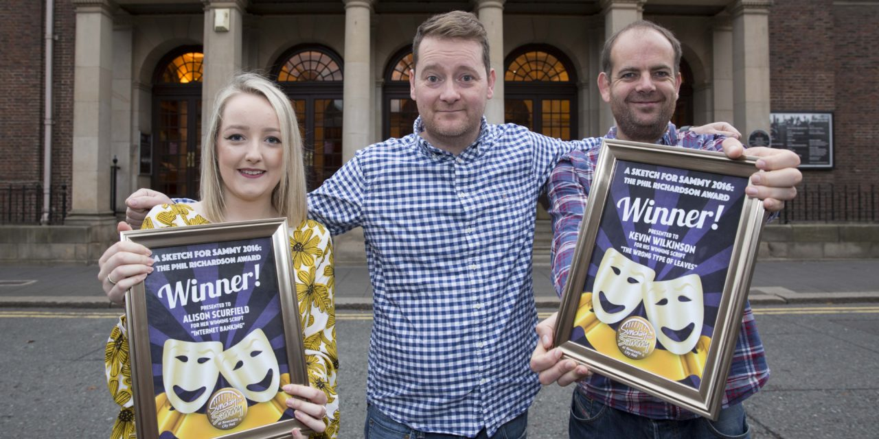 Comedy writers winning sketch will draw the crowds