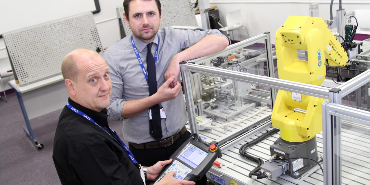 Training firm launches HNC engineering courses to provide route to higher education