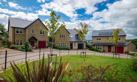 Durham housing development wins prestigious property award for the third time