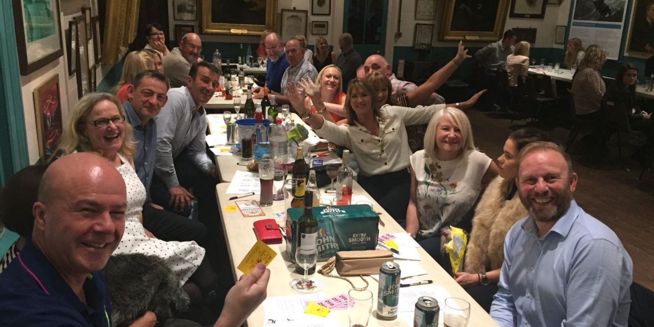 Everyone's a winner at life brigade fundraising race night