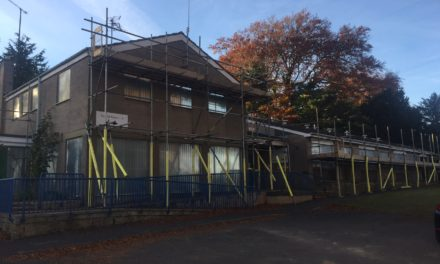 Demolition makes way for new homes