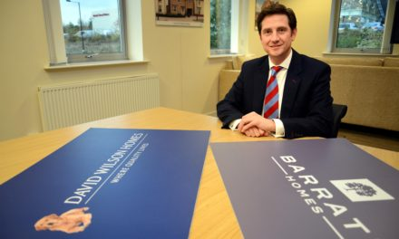 New Managing Director appointed at Barratt Developments North East after continued success