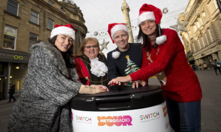 Newcastle welcomes Santa season with Christmas Lights Switch-On!