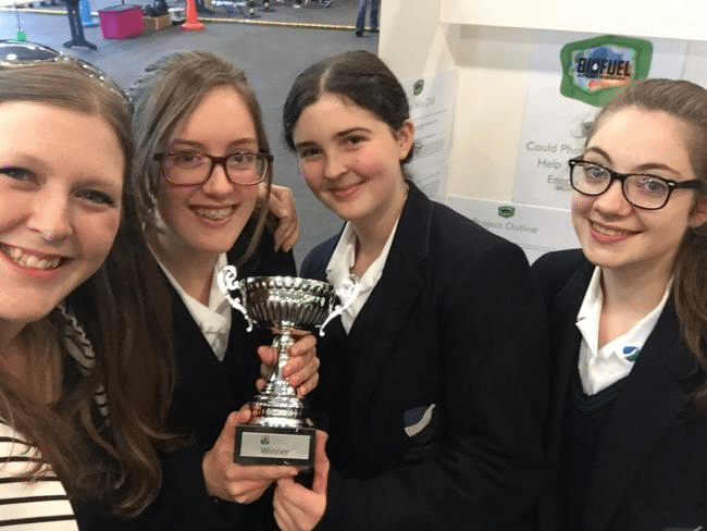High flying students invited to present to Major Tim Peake