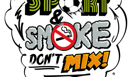 Secondhand Smoke a Bad Deal for Sporty Kids