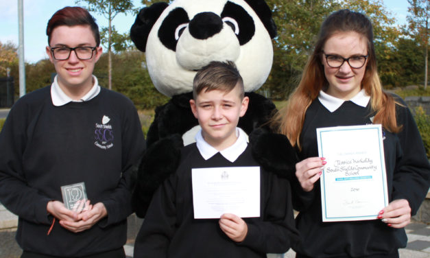 Students win high praise over zero tolerance of bullying