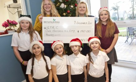 Martongate Primary School Receive £150 Towards Improving Playground Facilities