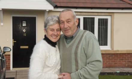 New bungalow brings back memories for tenant