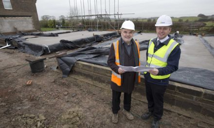 More investment from Isos – new homes in Stannington