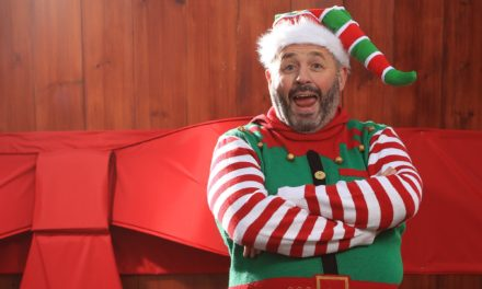 Jason Raises Awareness of Mental 'Elf