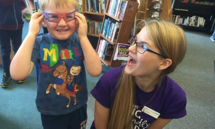 More than 10,000 children join county's Big Friendly Read