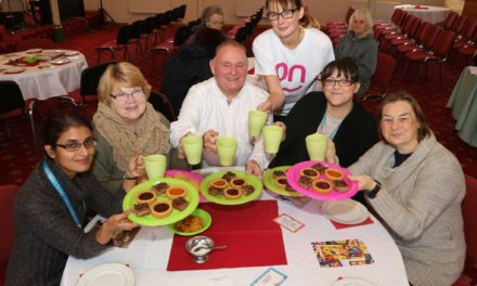 Society lends a helping hand at Dementia Cafe