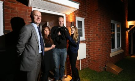 Affordable Housing Development in Yarm Welcomes First Residents