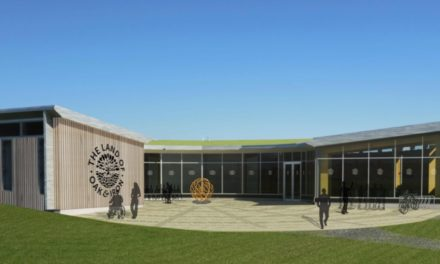 Land of Oak & Iron Heritage Centre wins Heritage Lottery Grant