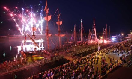 Tall Ships net £13.5million boost for Northumberland