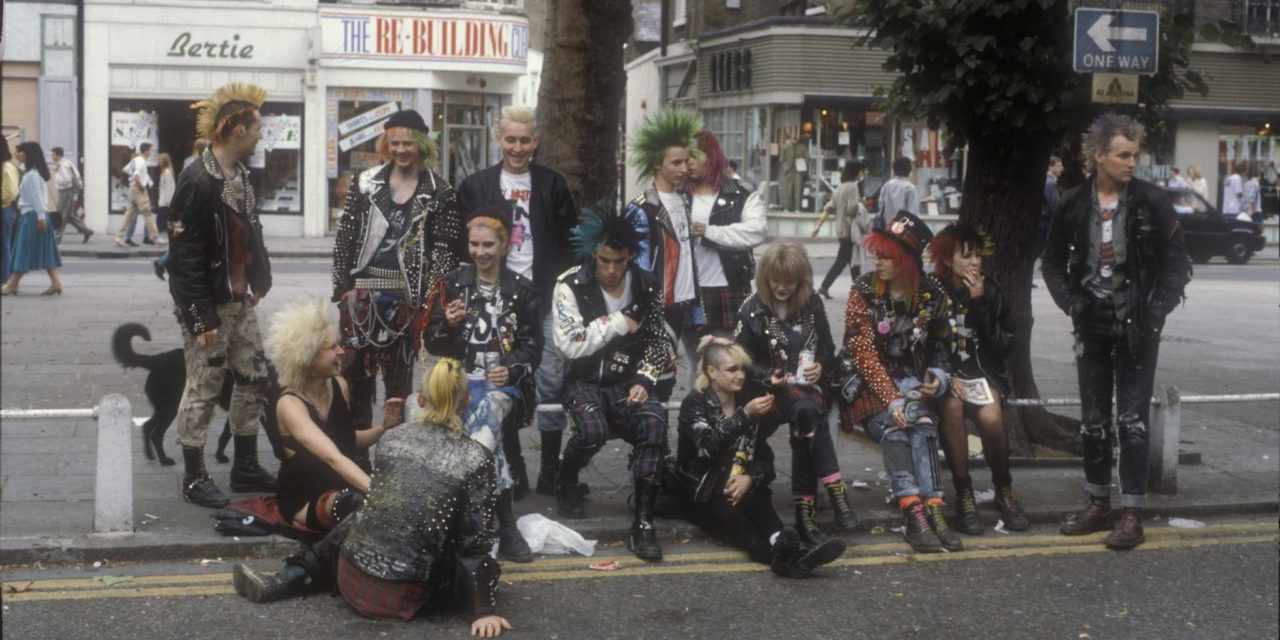 Bringing the spirit of punk to a city of creativity and culture