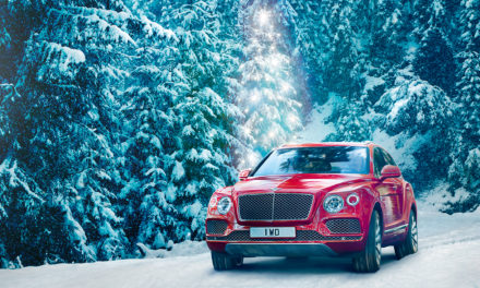 Light Up Someone's Christmas with Bentley Newcastle and Cash for Kids Mission Christmas