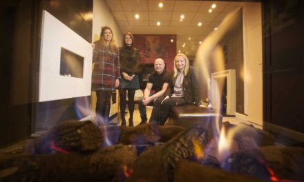 Business burns brightly thanks to six-figure steel investment
