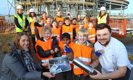 Time Capsule Buried Under New South Shields Restaurant