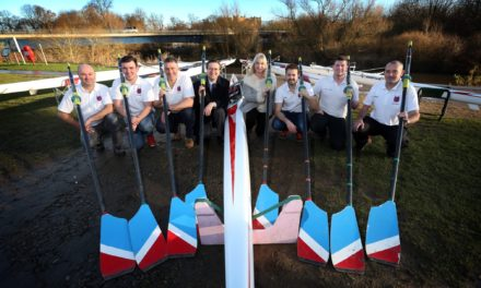 Leading lights of the rowing world honoured with national award