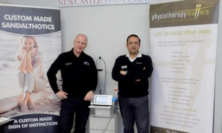 Specialists step up to offer revolutionary shockwave therapy
