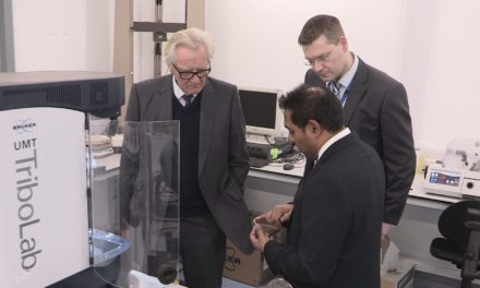 Lord Heseltine opens TWI's Technology and Training Centre in Middlesbrough