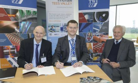 TWI partners with Teesside University to launch Healthcare Technologies Innovation Centre