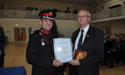 Flt Lt Bob Donothey Retires from Morpeth Air Cadets