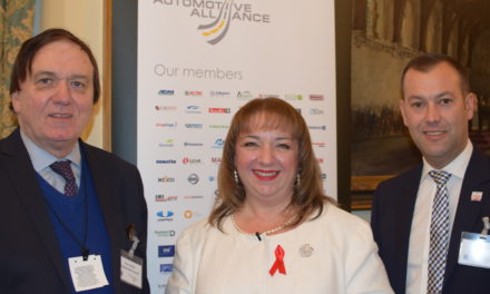 The North East Automotive Sector Celebrated in Westminster