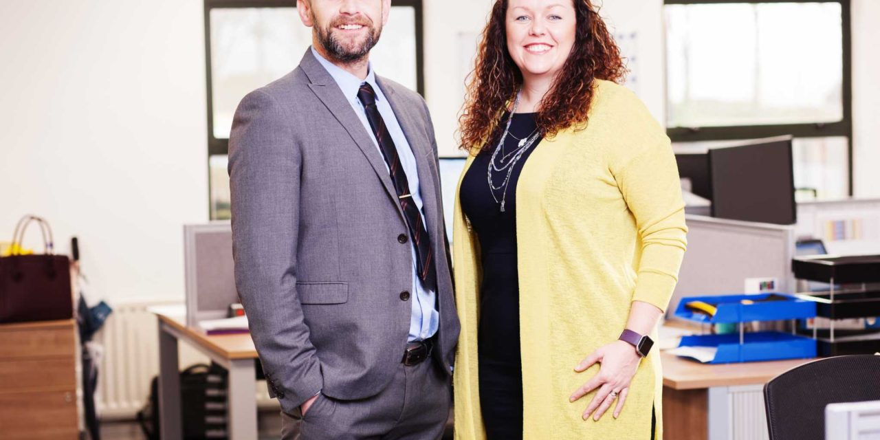 Growing housebuilder attracts top North East talent